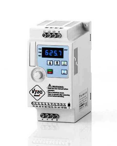 frekvenčné meniče A550 vybo electric žilina